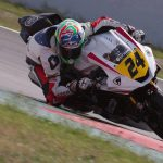 Chandler takes two second places in CEV Repsol Catalunya round